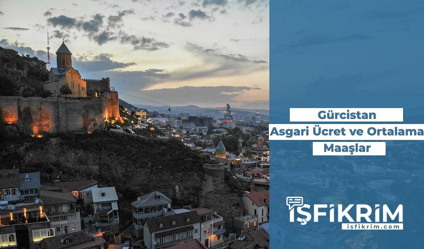 Gürcistan Asgari Ücret