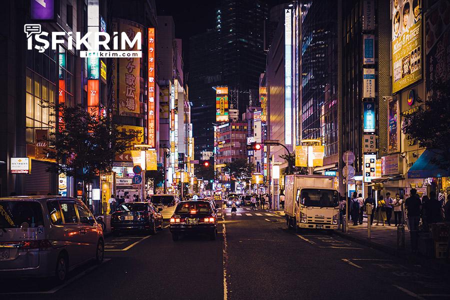 Japonya Cadde